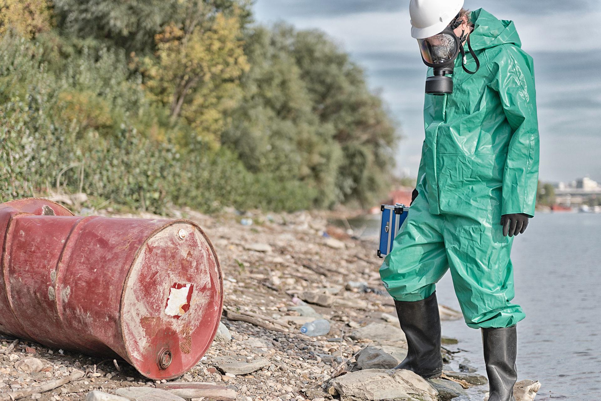 Water pollution in Lebanon reaching dangerous levels
