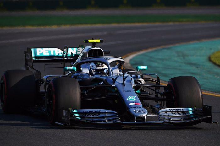 Klasemen F1 2019 Usai Bottas Menangi GP Australia