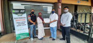 Baituzzakah Pertamina Jambi Berikan Bantuan Modal Kepada Sejumlah UMKM di Kota Jambi
