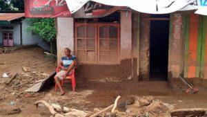 Korban tewas longsor di Indonesia meningkat menjadi 119, puluhan hilang