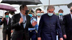 FM Rusia di Pakistan, pembicaraan Afghanistan mendominasi agenda