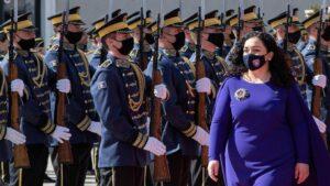 Presiden Kosovo yang berusia 38 tahun mulai menjabat