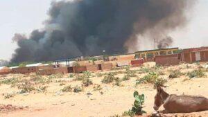 PBB mengatakan korban tewas sekarang 56 dari bentrokan di Darfur, Sudan