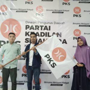 Selamat!!! Rahmat Fiqri Yanda Resmi Nahkodai PKS Muda Kota Jambi