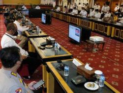 Gubernur – Kapolda Pemantapan MTQ ke-50 Tingkat Provinsi Jambi