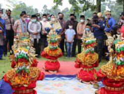 Gubernur Jambi Al Haris Sebut Candi Muaro Jambi Telah Ditetapkan Sebagai Kawasan Cagar Budaya Nasional