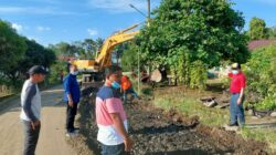 Gubernur Al Haris Tinjau Perbaikan Jalan Pulau Rengas-Muara Siau