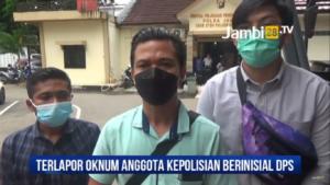 Diduga Gelapkan Uang Wajib Pajak, Oknum Polisi Samsat Dilaporkan ke Polda Jambi