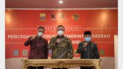 Ketua KPK RI Firli Bahuri Ingatkan Gubernur Jambi dan Kepala Daerah Tertibkan Aset Pemda
