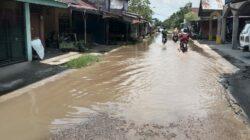 Jalan Andalas Ujung Terendam Banjir, Aktivis Angkat Bicara