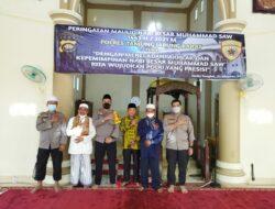 Kapolres Tanjabbar Gelar Peringatan Maulid Nabi Muhammad SAW