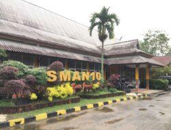 Hampir 100 Persen Siswa SMA Negeri 10 Kota Jambi Sudah Divaksin COVID-19