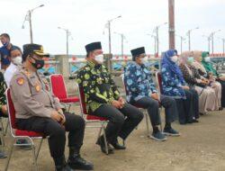 Bupati Tanjabbar Launching Becak Wisata Agar Pendapatan Tukang Becak Bertambah
