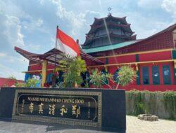 Menengok Keindahan Masjid Cheng Hoo, Tujuan Wisata Religi yang Mirip Wihara